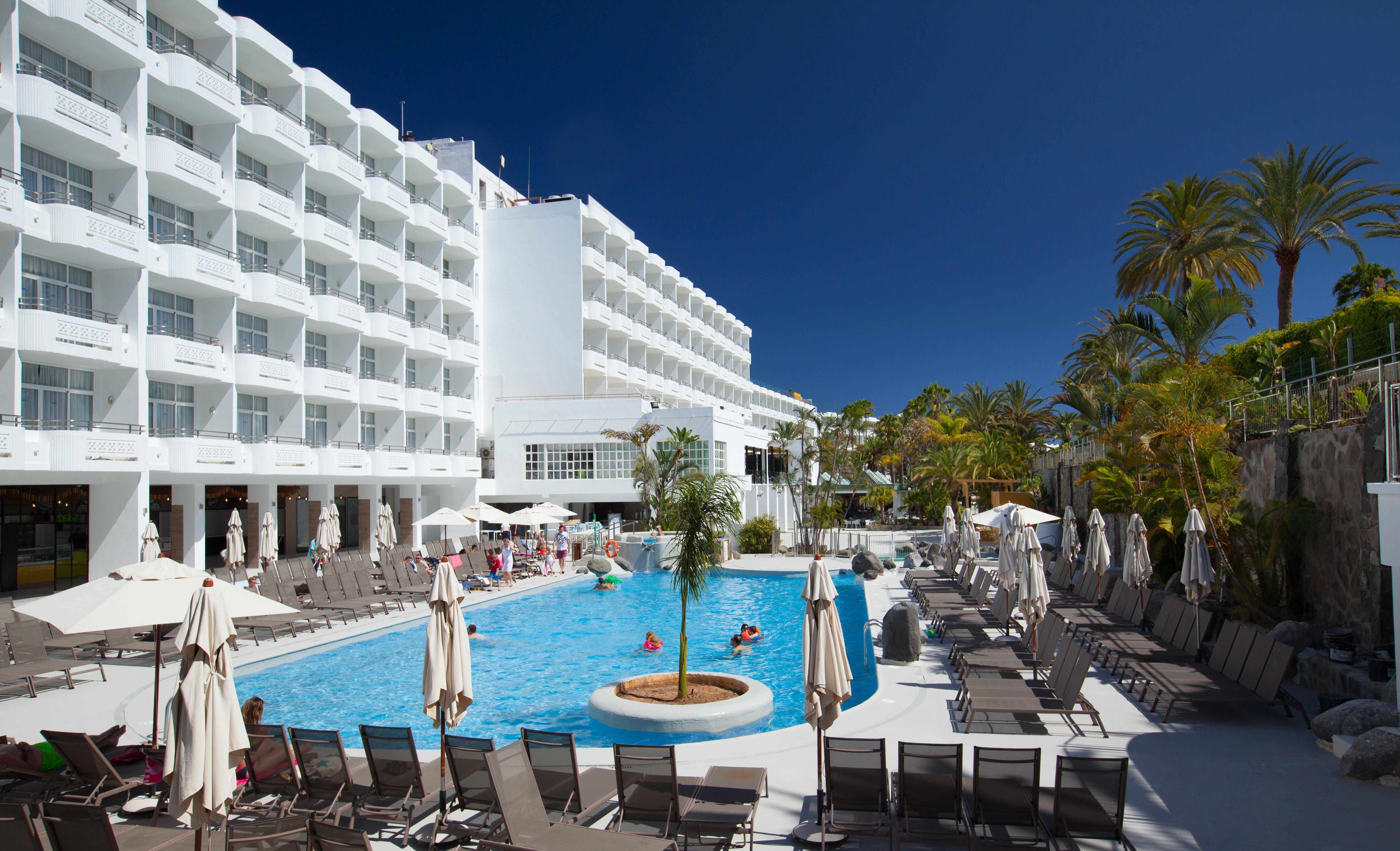 Galer a hotel abora catarina en gran canaria web oficial for Piscina playa del ingles
